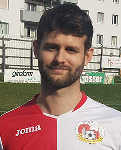 Hannes Nirnberger - Partyzan Brezina - FFBÖ Kleinfeldliga Wien Mitte