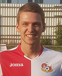 Bastian Ritzberger - Partyzan Brezina - FFBÖ Kleinfeldliga Wien Mitte