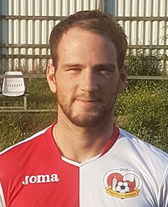 Simon Trauner - Partyzan Brezina - FFBÖ Kleinfeldliga Wien Mitte