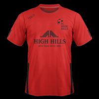 Heimtrikot - FC High Hills - FFBÖ Kleinfeldliga Wien West