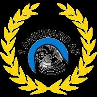 1. Awkward AF Logo Wappen 200 FFBÖ Kleinfeldliga Wien