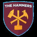 Logo Wappen The Hammers2
