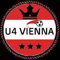 Logo Wappen - U4 Vienna - FFBÖ Kleinfeldliga Wien Süd