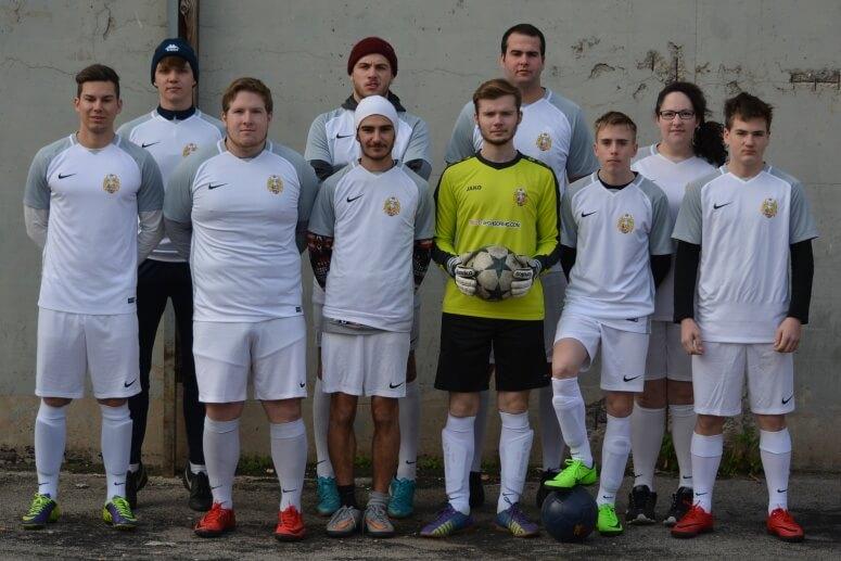 Mannschaftsfoto - KFL Donaustadt 2018 - FFBÖ Kleinfeldliga Wien