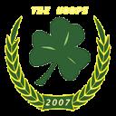 The Hoops - Wappen Logo - FFBÖ Kleinfeldliga Wien Süd