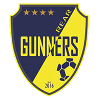 Wappen Logo - Rear Gunners - FFBÖ Kleinfeldliga Wien Süd