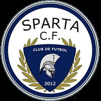 Wappen Logo - Sparta CF - FFBÖ Kleinfeldliga Wien Süd