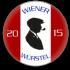 Wiener Würstel 15 Logo Wappen 200 FFBÖ Kleinfeldliga Wien