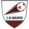 Wappen Logo - 1. FC Edelspitz - FFBÖ Kleinfeldliga Wien Mitte