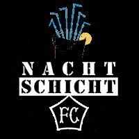 Wappen Logo - FC Nachtschicht - FFBÖ Kleinfeldliga Wien
