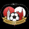 Wappen Logo - Partyzan Brezina - FFBÖ Kleinfeldliga Wien Mitte