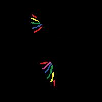 Logo Wappen 2018 - Papageno AC - FFBÖ Kleinfeldliga Wien Mitte