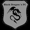 Logo Wappen - Black Dragons FC - FFBÖ Kleinfeldliga Wien