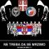 Logo Wappen - Roter Stern Wien - FFBÖ Kleinfeldliga Wien