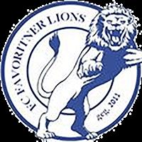 Wappen Logo - FC Favoritner Lions - FFBÖ Kleinfeldliga Wien Nord