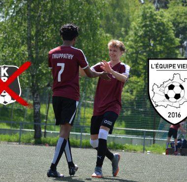 Kickerbockerbande erhält neuen Namen - FFBÖ Kleinfeldliga Wien West - Neuigkeiten