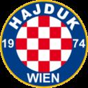 Logo Wappen - Hajduk Wien - FFBÖ Kleinfeldliga