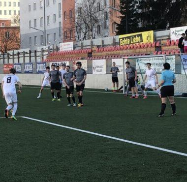 Freistoss FC Leider FFBÖ Kleinfeldliga Wien