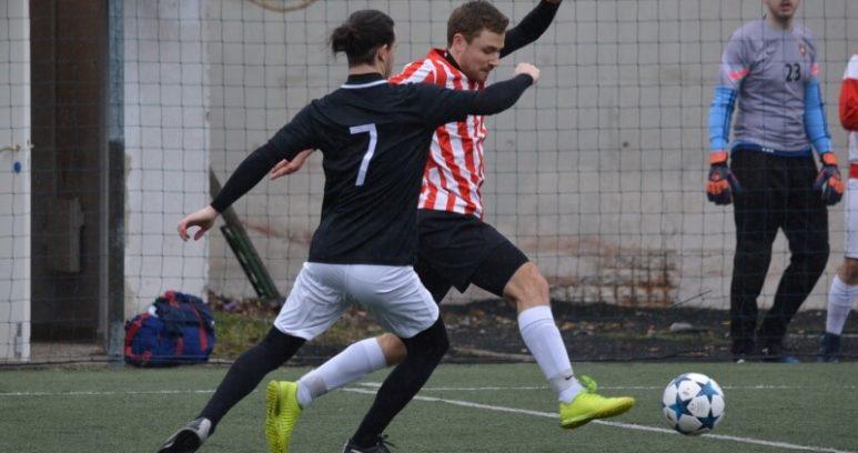 Spitzenspiel endet 2-2 - FFBÖ Kleinfeldliga Wien