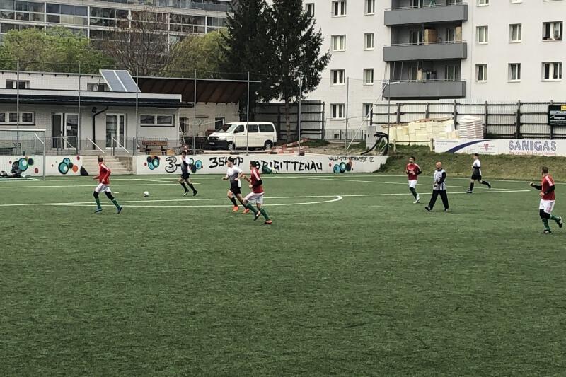 TH United vs Vienna Black Stars