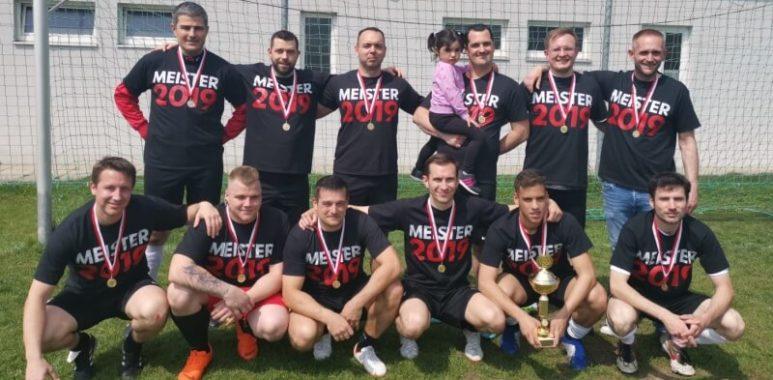 Meister Wien United FFBÖ Kleinfeldliga (1)