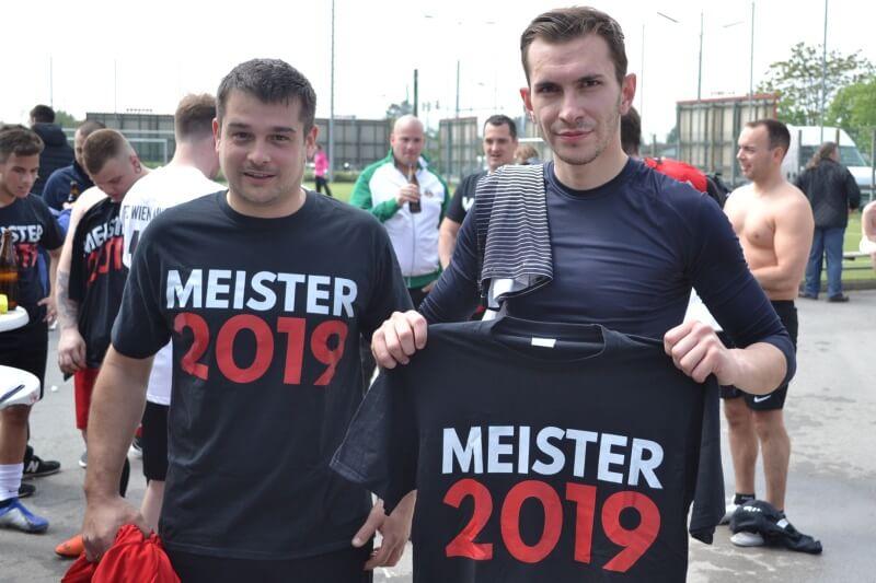 Meister Wien United FFBÖ Kleinfeldliga (2)