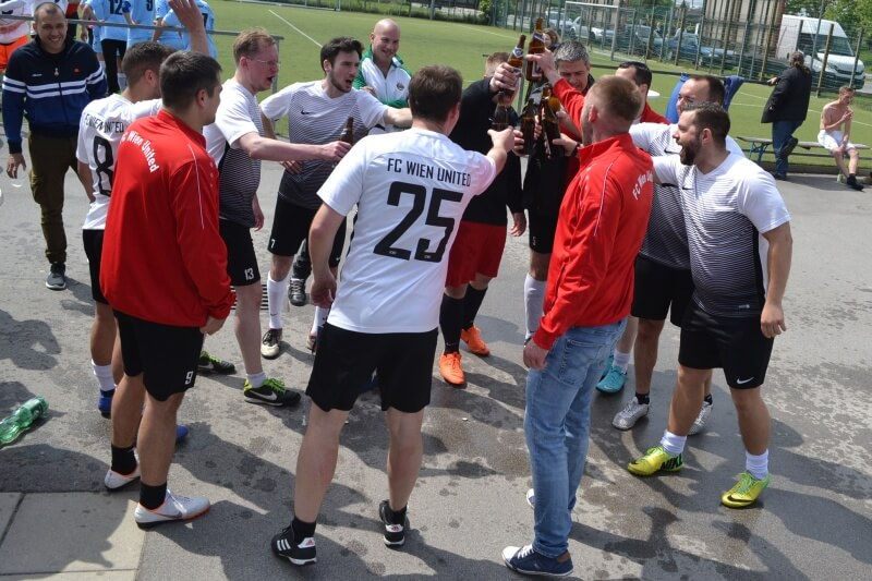Meister Wien United FFBÖ Kleinfeldliga (3)