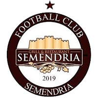 Logo Wappen FC Semendria FFBÖ Kleinfeldliga Wien