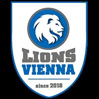 Logo Wappen Lions Vienna FFBÖ Kleinfeldliga Wien