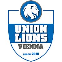 Logo Wappen Union Lions Vienna FFBÖ Kleinfeldliga Wien