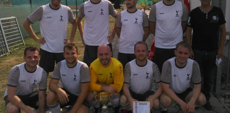 Tottenham Bremsspur Sieger Pre-Season Trophy 2019 Kleinfeldliga