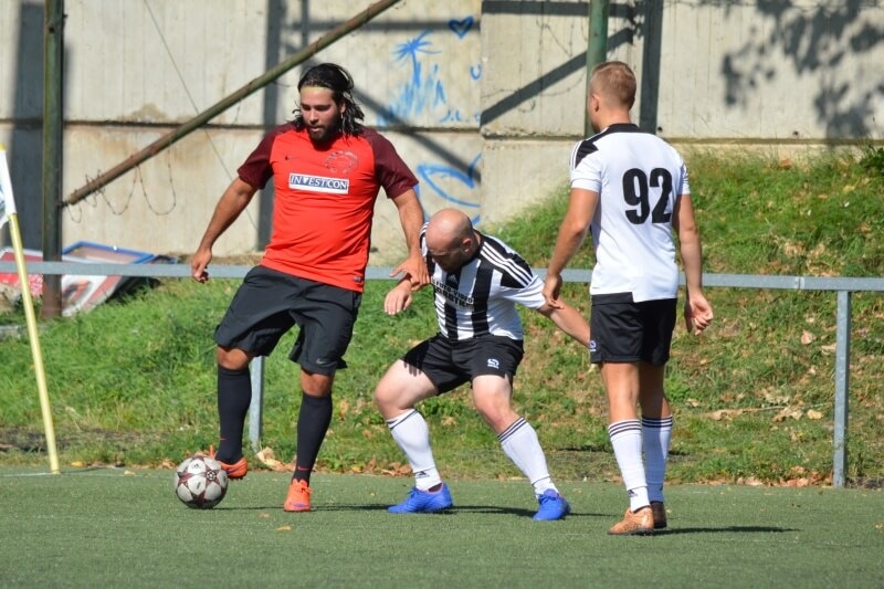 FC Kipferl fahren drei Punkte ein
