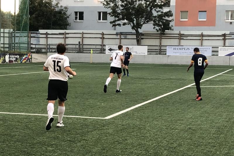 SV Wüde Blindnis - FC Nachtschicht