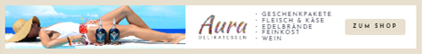 Aura Delikatessen Shop Banner