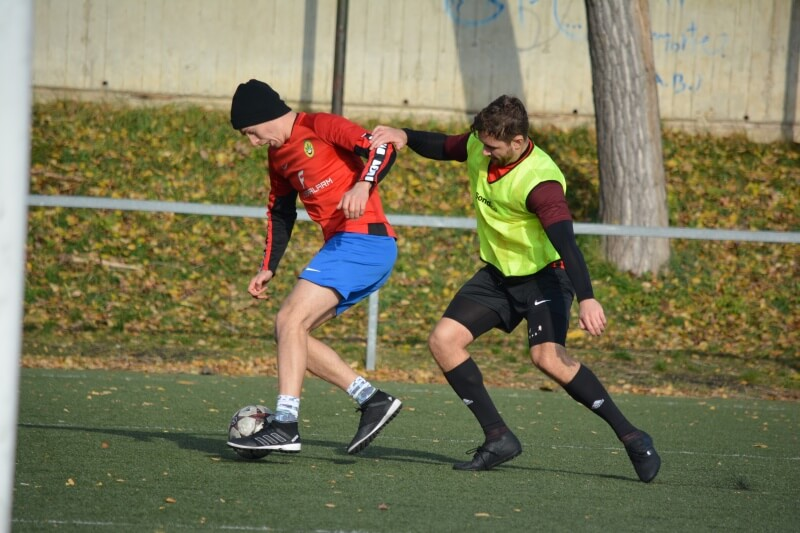 Die milden Kerle - FC Kipferl