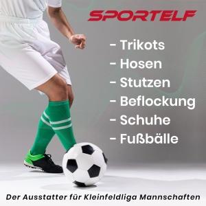 Banner Sportelf Sponsor Kleinfeldliga Cropped