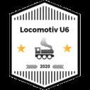 Logo Wappen Locomotov U6 FFBÖ Kleinfeldliga Wien (1)