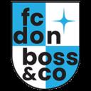 Wappen Logo FC Don Boss & Co FFBÖ Kleinfeldliga Wien