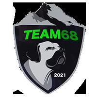 Logo Wappen Team 68 FFBÖ Kleinfeldliga Wien