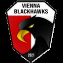 Logo Wappen Vienna Black Hawks FFBÖ Kleinfeldliga Wien