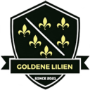 Wappen Logo Goldene Lilien FFBÖ Kleinfeldliga Wien